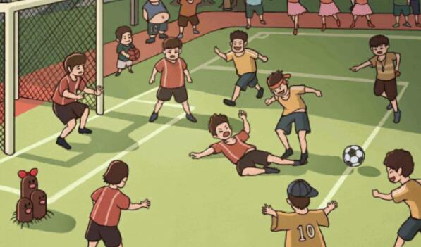 中国式班主任第13关足球场