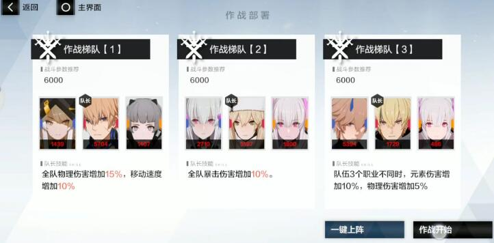 战双帕弥什据点战玩法攻略 平民角色阵容搭配推荐