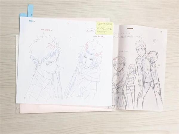1月3日公测!广州萤火虫漫展《家庭教师》原画首次展出
