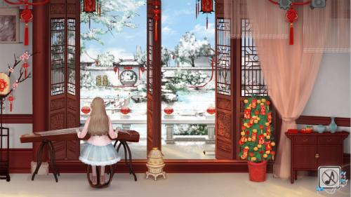 剧情&英文配音免费解锁《人偶馆绮幻夜》1.14正式开始新春营业
