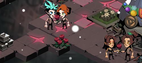 做任务领玫瑰《贪婪洞窟2》情人节活动上线