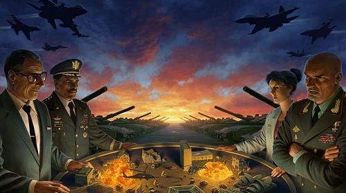 参与送福利!《战争与文明》打榜投票火热进行中