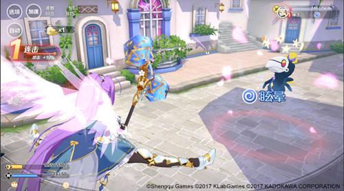 《宝石幻想:光芒重现》回合制战斗Demo曝光 上半年将有动作