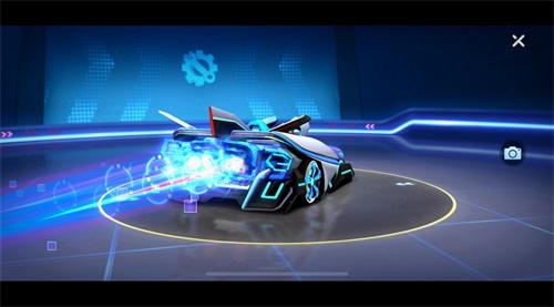 超音极速!跑跑手游全新传说赛车登场