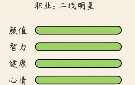 人生模拟器中国式人生一线明星就职攻略