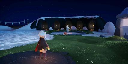 光遇云野群星位置一览