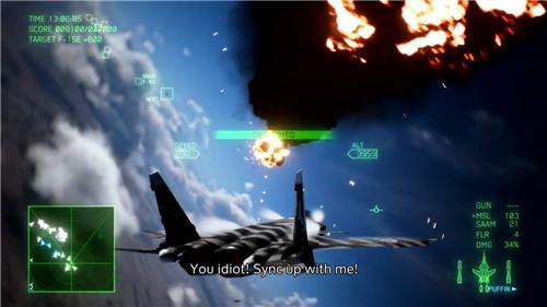 《皇牌空战7》将推出免费更新 还将有付费新DLC