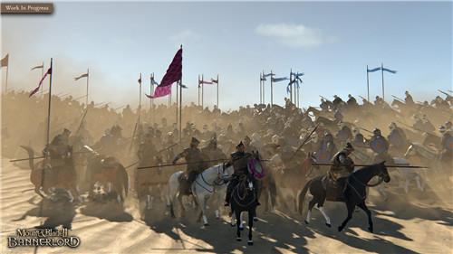 《骑马与砍杀2》Steam特别好评 还是那熟悉的味道