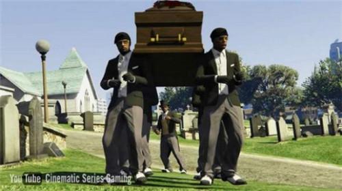 黑人抬棺模拟器