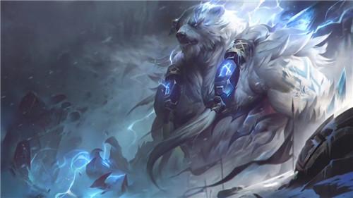 《英雄联盟》狗熊重做技能演示公开 上线时赠送皮肤