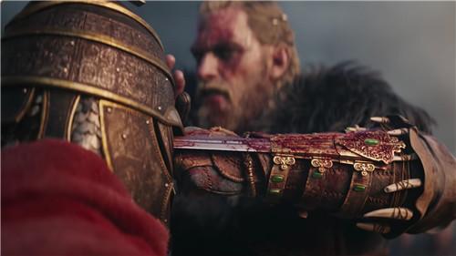 《刺客信条:英灵殿》新情报 袖剑一击必杀回归