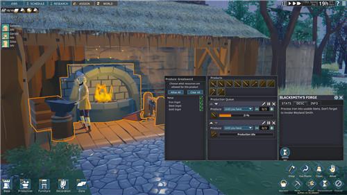 中世纪模拟游戏《前往中世纪》预告 建堡垒搞生产