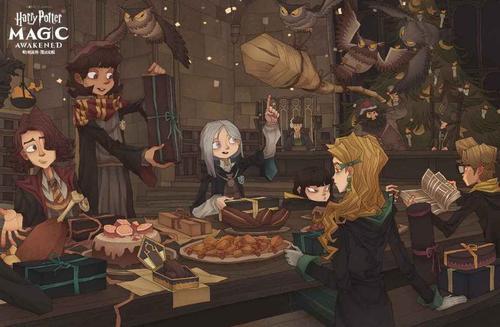 哈利波特魔法觉醒魔法史课程答案汇总