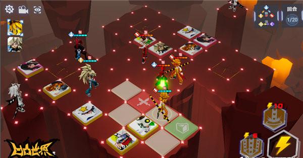 凹凸世界手游黑洞乱斗模式规则玩法详解