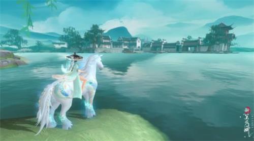 新笑傲江湖黑焰青鬃及天水玉龙怎么获取
