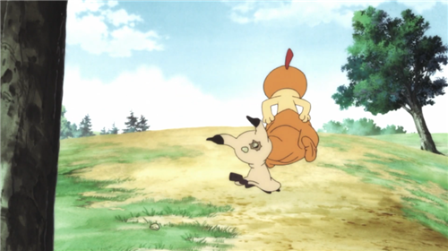 40年代完美还原!《宝可梦》官方复古动画公开