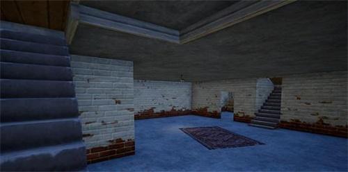 和平精英地下室在哪里进入