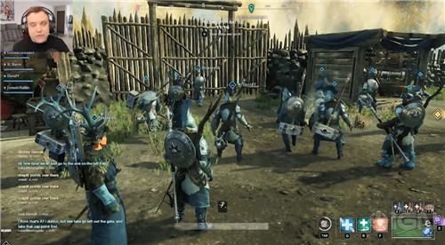14分钟亚马逊MMORPG《新世界》50v50超级PvP演示