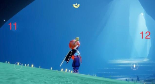 光遇云野光之翼收集攻略