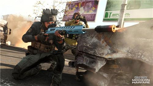 《使命召唤:战区》200人大逃杀模式今日上线