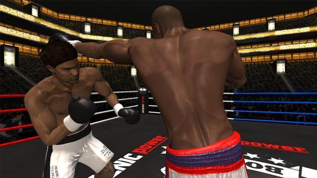 拳击格斗冲突