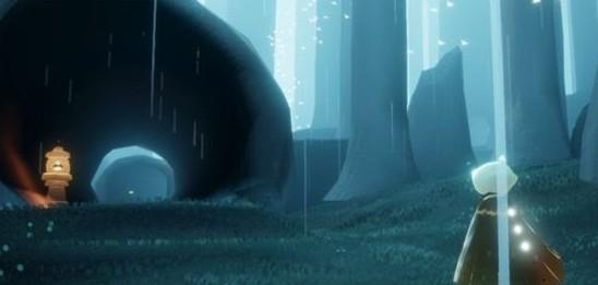 光遇雨林光之翼位置一览