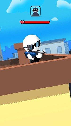 强尼扳机狙击手