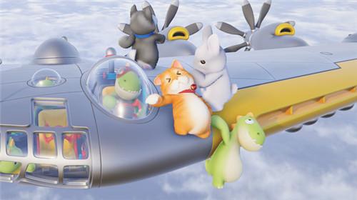 多人派对游戏动物派对同时在线人数超10万