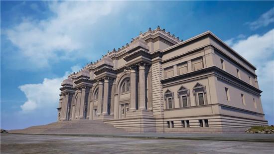 和平精英大都会艺术博物馆