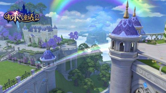 梦幻城堡玩法来袭 有杀气童话2全平台测试今日开启