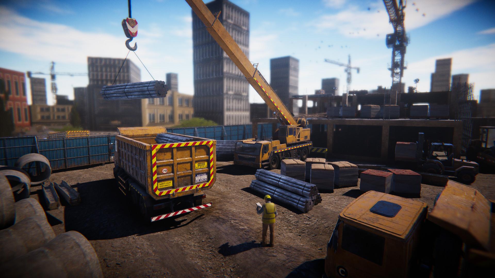 建筑工人模拟器