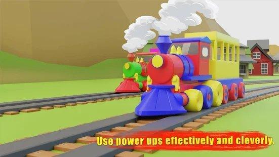 火车比赛冠军