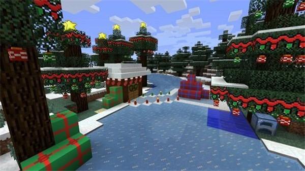 我的世界圣诞版