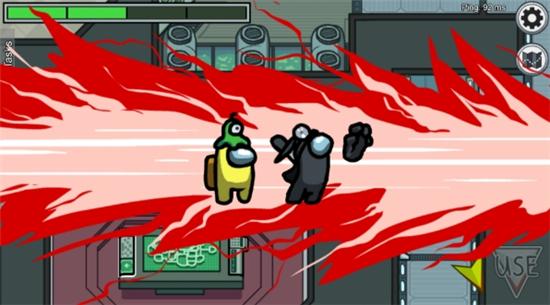 太空狼人中文版游戏场景真实截图