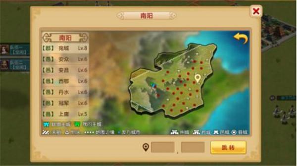 胡莱三国3地图副本详情