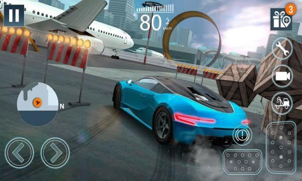 极速狂飙2安卓版游戏场景真实截图