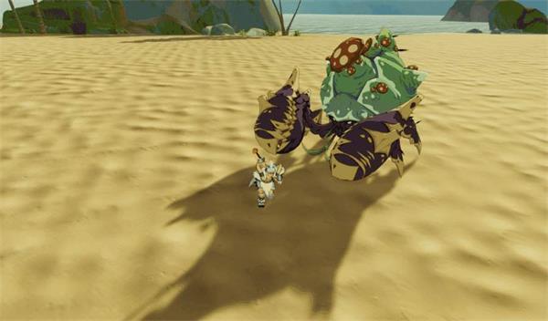 狩猎时刻寄居蟹打法攻略