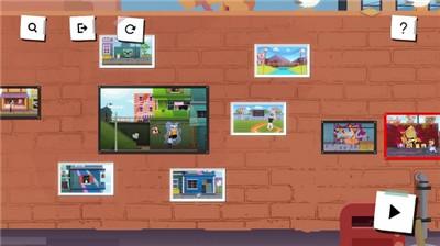 画框解谜独特玩法 艾莉莎手游正式上线