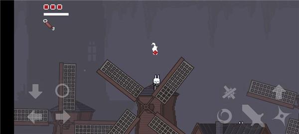 只兔不灭的勇者测试版游戏战斗画面