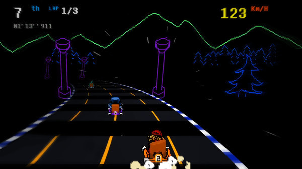 Everhood趣味赛车游戏