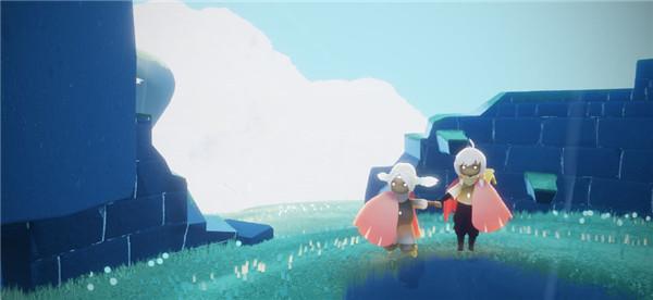 sky白鸟全物品版游戏画面