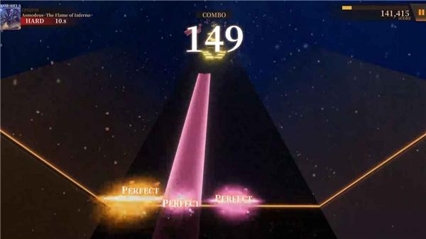轴音旋律AnXiens测试服游戏真实截图
