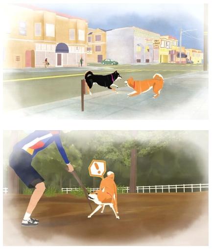 独立模拟游戏 柴犬故事 今夏登陆Steam