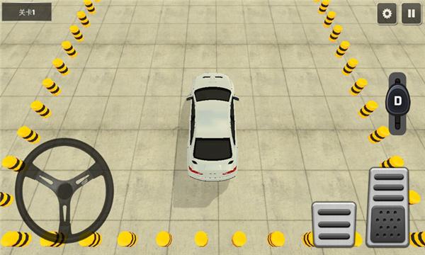 汽车大卡驾驶之星游戏真实截图
