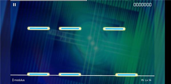 Phigros愚人节版游戏画面