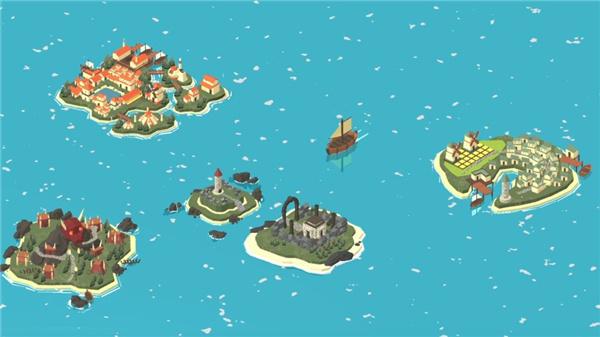 篝火2未知的海岸宣传图片