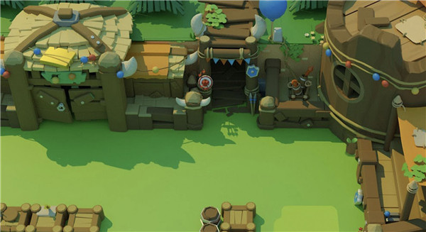 部落传说游戏场景图