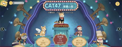 小森生活猫咪选美怎么玩