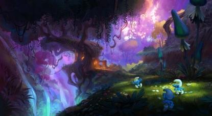蓝精灵全新游戏名称确定 将于年内登陆全平台