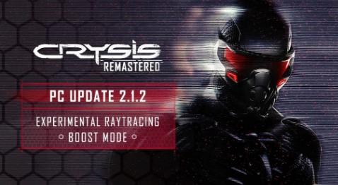 孤岛危机复刻版PC更新 加入光追增强模式